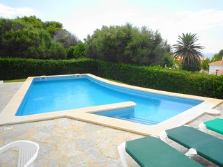 Catalunya Casas: Villa Bini for 7 guests, only 1km to gorgeous Menorca beaches!