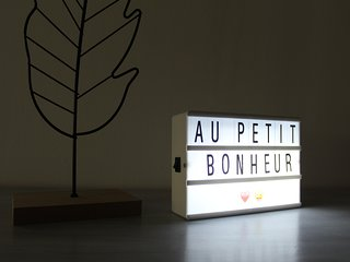 Au Petit Bonheur