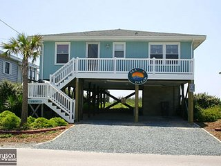 Sea Dream - LATE SEASON SAVINGS!! $200 Off!! - Oceanfront Home with Great Views!
