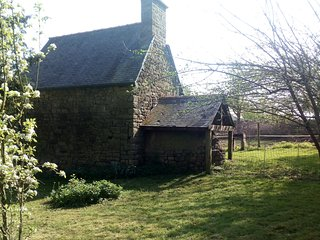 Petite maison proche Mont Saint Michel