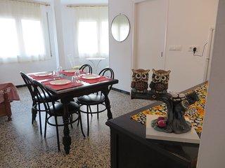 Apartamento cerca de playa 4 personas -Ideal Ninos