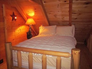 South Fork Black Bear Cabin Rental BR2