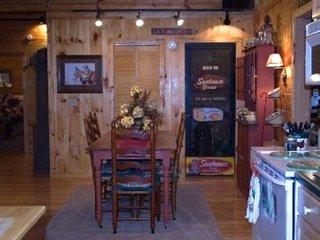 South Fork Black Bear Cabin Rental BR1