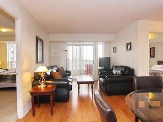 Corporate Rental 2BR + Den Suite in Mississauga