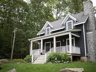 Rustic Modern Catskills Cottage