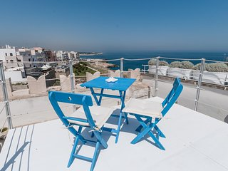 Terrazza Merlata: Bright Apartment with Seaview Terrace