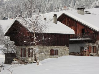 Chalet de montagne 6-8 couchages, le Hameau de Chantemerle