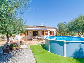 ES CAPARO - Chalet for 4 people in Manacor