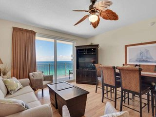 Master Overlooks the Gulf, Private Balcony, Free WiFi, 12th Floor, Sterling Reef