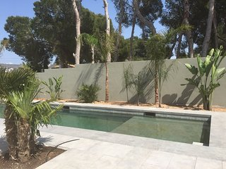 Boutique Beach Finca Moraira_large privat pool_a short walking to beach & center
