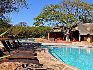 Unlimited Luxury Lodge in Kasane