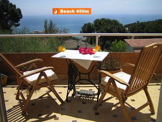 OFFERT SUNNY RELAXING VILLA IN 5 MINUTES TO THE BEACH, 30 MINUTES TO BARCELONA.