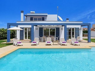 4 bedroom Villa in Cala'N Blanes, Balearic Islands, Spain : ref 5334174