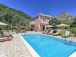 3 bedroom Villa in Káto Kateleiós, Ionian Islands, Greece : ref 5334447