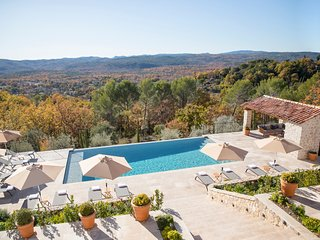 7 bedroom Villa in Montauroux, Provence-Alpes-Côte d'Azur, France : ref 5621924