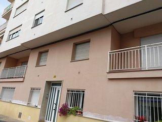Acogedor apartamento a 200 mtrs de la playa.