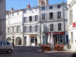 Appartement T3 Hyper centre ville La Rochelle