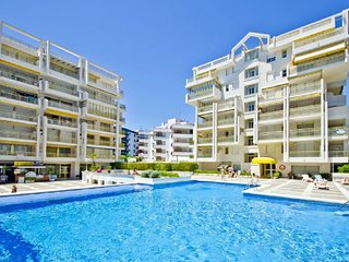 Apartment with large terrace in the heart of Salou