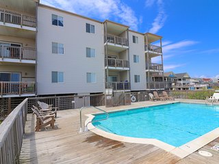 Permanent Waves at Sea Oats Villas 2 Bedroom Condo