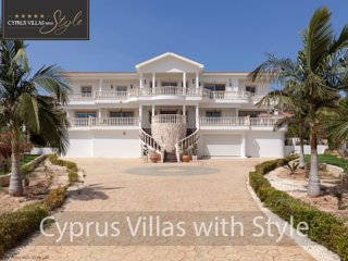 Luxury, Gated, 7 Bedroom Villa with Pool, Jacuzzi, Hot Tub and Sun Pavilion