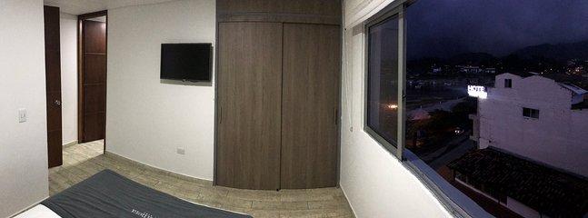 Panoramica habitacion principal