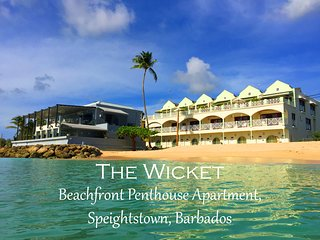 The Beachfront Penthouse, White Sands - 3 Bedroom, 3 Bathroom, Sun Terrace
