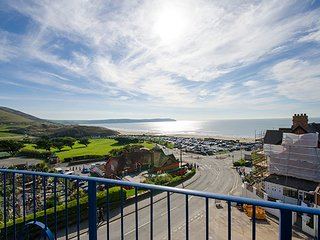 8 Narracot - Gorgeous apartment with stunning sea views