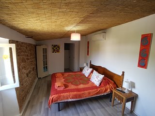 Doppelzimmer 'no.107' mit  AC, auf authentischer Finca bei Campos