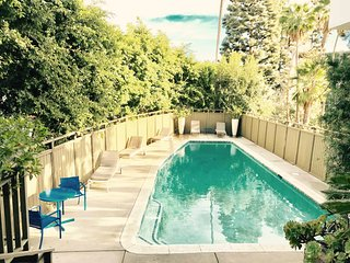 L.A. Views Walk to Famous Sunset Blvd-Pool Hot Tub