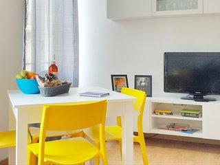 Bright apartment in the hearth of Nice