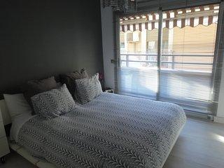 Apartamento Raval Roig , vistas a la Playa del Postiguet