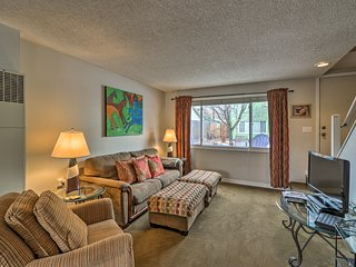 Missoula Condo 3mi from the University of Montana!