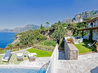 VILLA IRIDE Praiano - Amalfi Coast