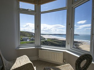 Sealoft a fabulous seafront house with sunning views over the bay