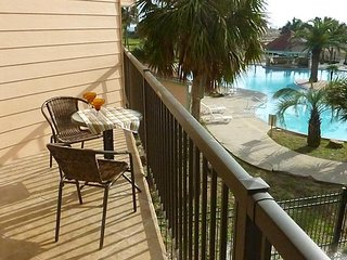 Dog-friendly seaside retreat with shared pool, hot tub, and great location!