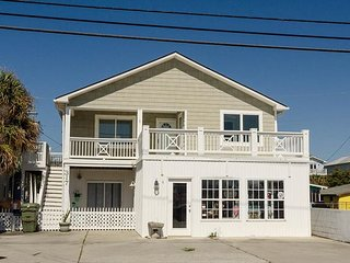 Unique Four Bedroom Cottage in Downtown Kure Beach
