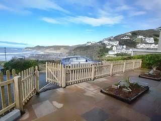 Combe Cottage a beautiful detached seafront cottage with outstanding views