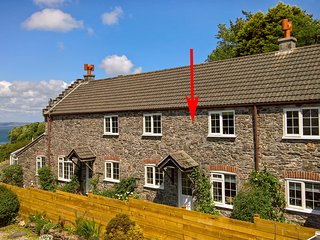 JASMINE COTTAGE, woodburner, WiFi, great walks nearby, near East Prawle, Ref 915