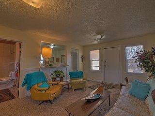 NEW! Retro 1BR Home w/ Patio in Old Colorado City!