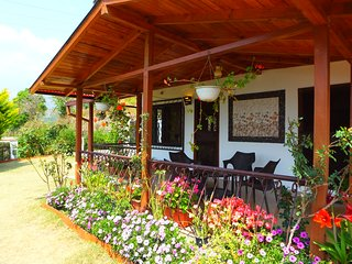 Hostie Avalon-3 BR Hill paradise, 6.5 hours from Delhi
