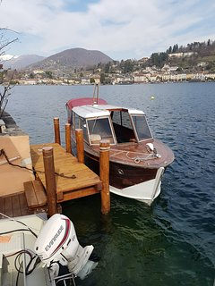 Jettuìy can be used for direct access to villa by the larger public taxi-boats.
