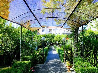 Residenza Caserta Sud-  Appartamento con giardino