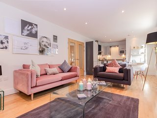 ★Luxury apartment in Oxford Castle & City Centre★