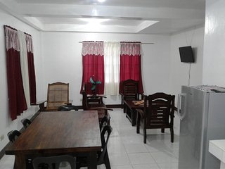 2-BR Ground Floor House at Carlos Residence in Baguio