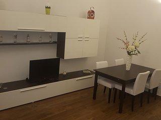 Appartamento situato in pieno centro comodo silenzioso e con tutti i confort