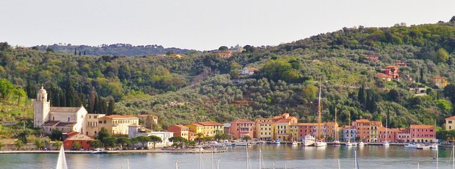The village of Le Grazie