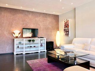 1BR apartment 'ANTINEA', A/C, terrace, free WIFI