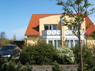 Kuhlungsborn: 3-Zi-Ferienwohnung MOWENNEST ARENDSEE auf zwei Ebenen