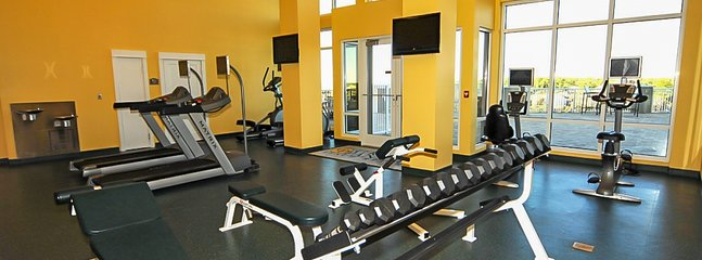 When you stay at Grand Panama 1907 you'll be able to hit the gym right on property