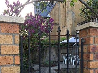 Bel appartement 3 chambres prés d'Amnéville avec jardin